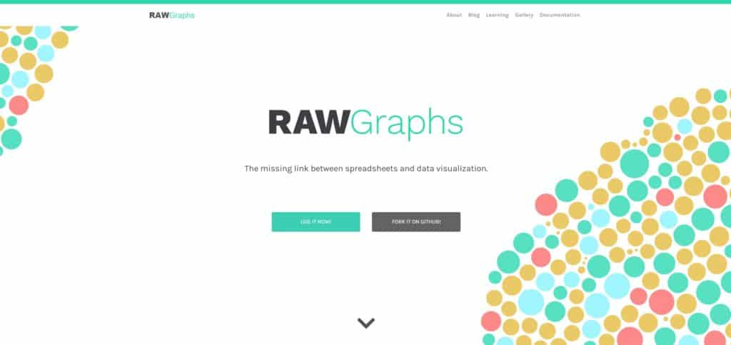 Raw Graphs SVG